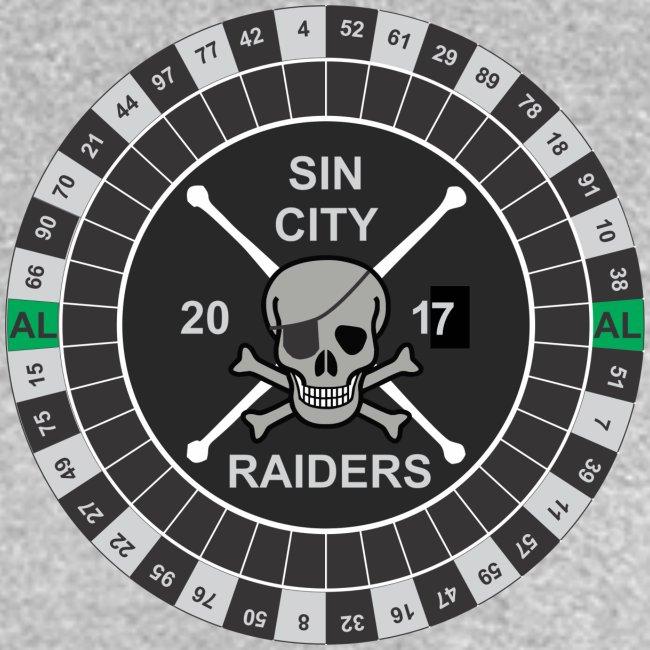 Sin City Raiders Roulette pkt f