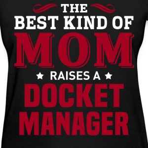 Docket Manager MOM - Women's T-Shirt