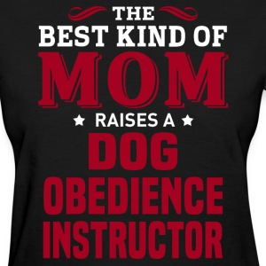 Dog Obedience Instructor MOM - Women's T-Shirt