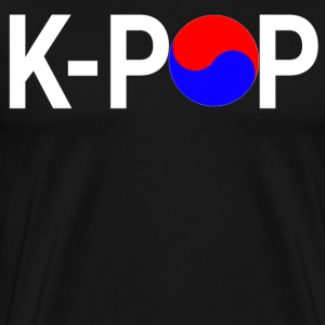 K-Pop T-Shirts - Men's Premium T-Shirt