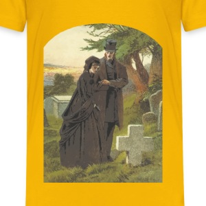 Grieving couple - Kids' Premium T-Shirt