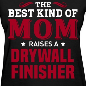 Drywall Finisher MOM - Women's T-Shirt