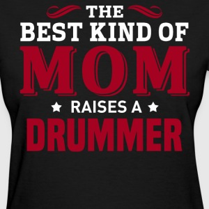 Drummer MOM - Women's T-Shirt