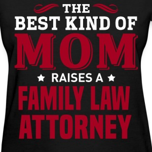 Family Law Attorney MOM - Women's T-Shirt