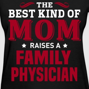 Family Physician MOM - Women's T-Shirt