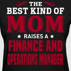 Finance and Operations Manager MOM - Women's T-Shirt