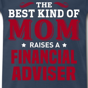 Financial Adviser MOM - Men's Premium T-Shirt