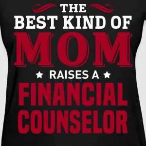 Financial Counselor MOM - Women's T-Shirt