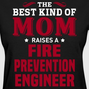 Fire Prevention Engineer MOM - Women's T-Shirt