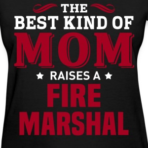 Fire Marshal MOM - Women's T-Shirt