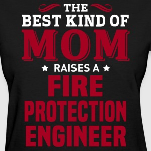 Fire Protection Engineer MOM - Women's T-Shirt