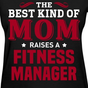 Fitness Manager MOM - Women's T-Shirt