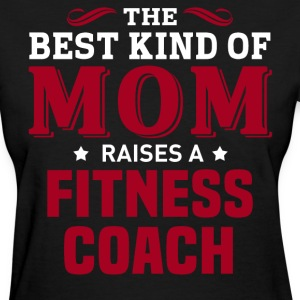Fitness Coach MOM - Women's T-Shirt