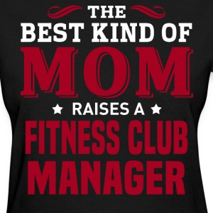 Fitness Club Manager MOM - Women's T-Shirt