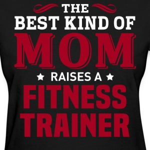 Fitness Trainer MOM - Women's T-Shirt