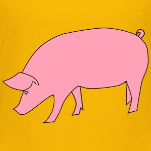 Piggy - Kids' Premium T-Shirt
