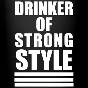 Drinker of Strong Style Mugs & Drinkware - Full Color Mug