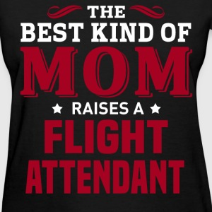 Flight Attendant MOM - Women's T-Shirt