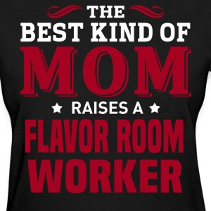 Flavor Room Worker MOM - Women's T-Shirt