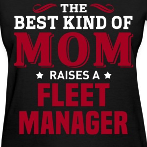 Fleet Manager MOM - Women's T-Shirt