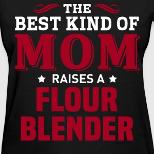 Flour Blender MOM - Women's T-Shirt