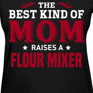 Flour Mixer MOM - Women's T-Shirt