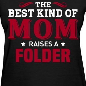 Folder MOM - Women's T-Shirt