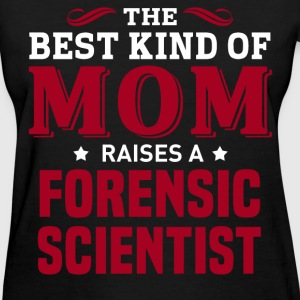 Forensic Scientist MOM - Women's T-Shirt