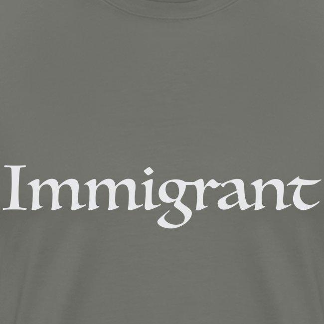 Immigrant Tee (Unisex)