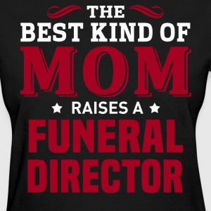 Funeral Director MOM - Women's T-Shirt