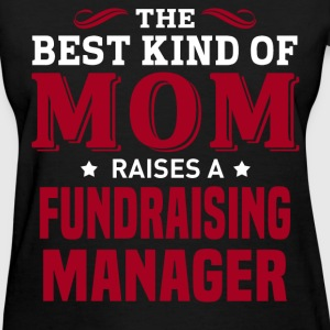 Fundraising Manager MOM - Women's T-Shirt