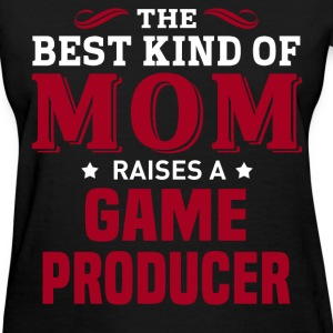 Game Producer MOM - Women's T-Shirt