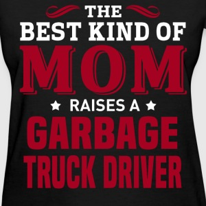 Garbage Truck Driver MOM - Women's T-Shirt
