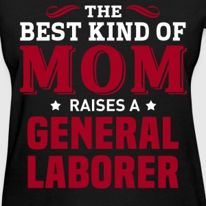 General Laborer MOM - Women's T-Shirt