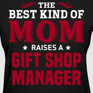 Gift Shop Manager MOM - Women's T-Shirt