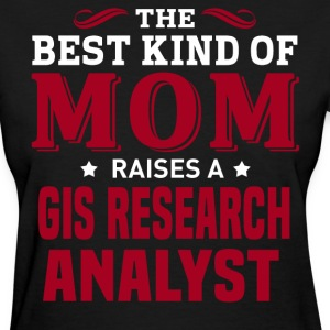 GIS Research Analyst MOM - Women's T-Shirt