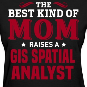 GIS Spatial Analyst MOM - Women's T-Shirt