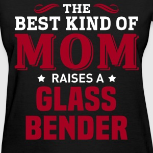 Glass Bender MOM - Women's T-Shirt