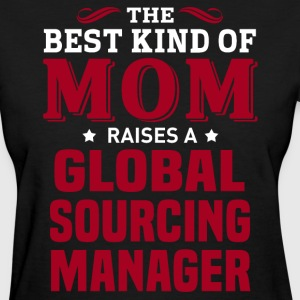 Global Sourcing Manager MOM - Women's T-Shirt