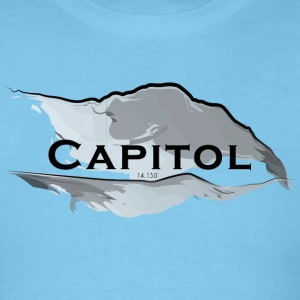 Capitol Peak Mens Tee - Men's T-Shirt