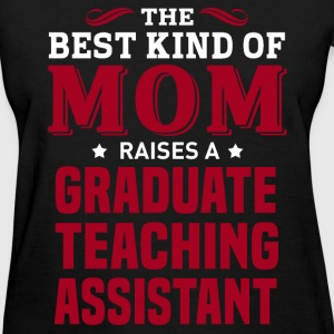 Graduate Teaching Assistant MOM - Women's T-Shirt