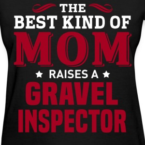 Gravel Inspector MOM - Women's T-Shirt