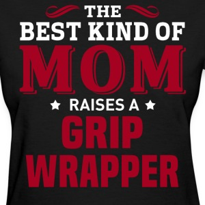 Grip Wrapper MOM - Women's T-Shirt