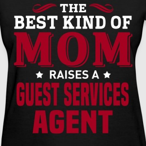 Guest Services Agent MOM - Women's T-Shirt