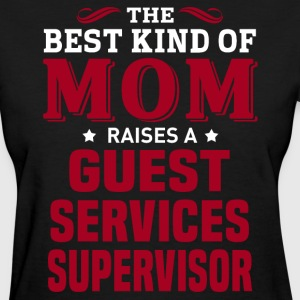 Guest Services Supervisor MOM - Women's T-Shirt