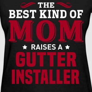 Gutter Installer MOM - Women's T-Shirt