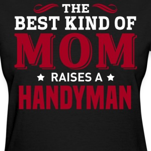 Handyman MOM - Women's T-Shirt