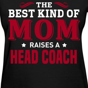 Head Coach MOM - Women's T-Shirt
