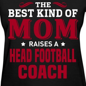 Head Football Coach MOM - Women's T-Shirt