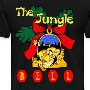 The Jungle Bell - Men's Premium T-Shirt